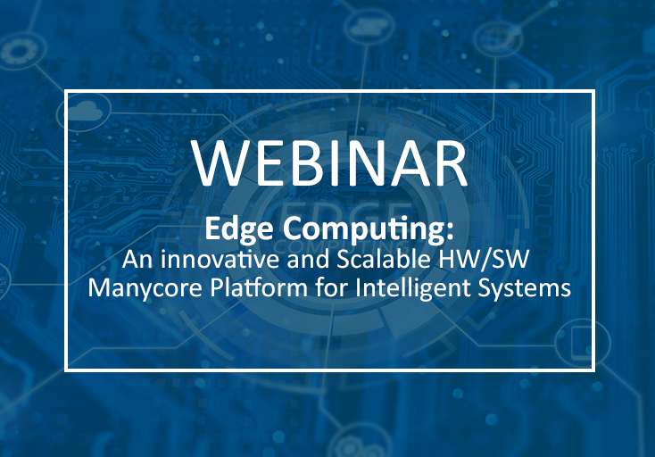 Kalray/eSOL Joint Webinar on Edge Computing Now Available for Viewing